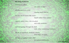 Traherne, illustrated poem card